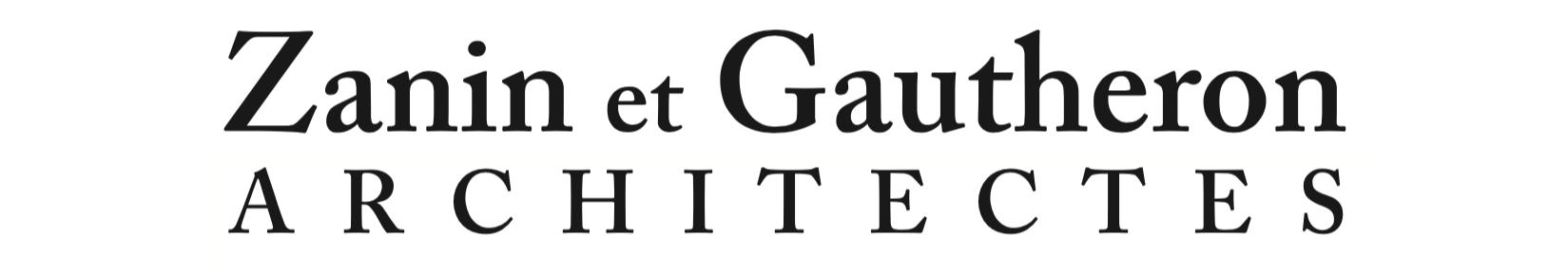 ZaninetGautheron Architectes